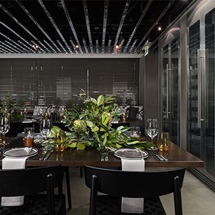 Private Dining Room Melbourne